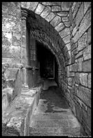 Palace Refectory Undercroft 2 by SCM