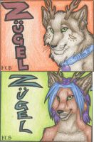 Zugel Badges by kcravenyote