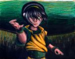 Toph by blindbandit5