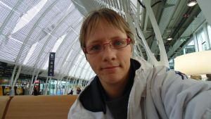 I in the station of Montpellier by RadimusSG