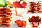 Strawberry Dessert by theresahelmer