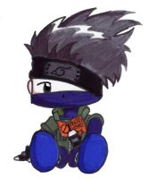 Kakashi Sensei by lila-may-qt