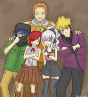 Fairy Tail's Strongest by blamedorange