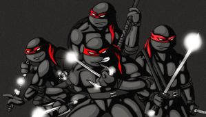 Eastman and Laird's TMNT by ShadowNinja976
