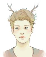 Deer LuHan by polotentse