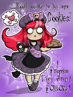 Poison Cookies by OneLovelySin