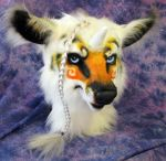 Unicornish Costume Head by Beetlecat