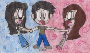 Gift: Jake is MINE!!!!!!! by Number1MarioFan247