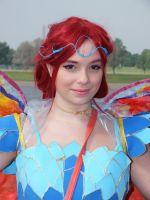winx club cosplay bloom bloomix by aponevee