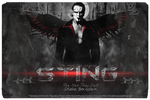 Sting Wallpaper by SoulRiderGFX