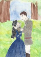 Anne and Henry by EmpressofHeaven