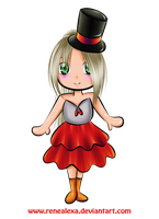 Chibis Project - Yori by renealexa-diary