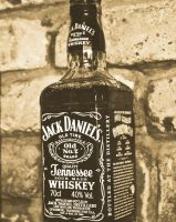 Retro Jack Daniels by New-Dawn-Productions