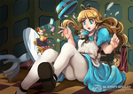Serena The Alice by nicetsukichi