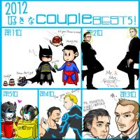 2012CP best5 by baiji