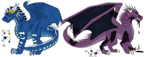 Hybrids adopted by DawnDragonscale