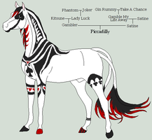 Silly Mistah Piccadilly by orengel