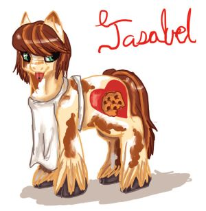Jasabel by nubblebubble123