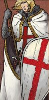 English Knight by CephalopodFarm