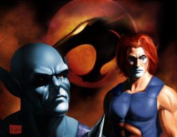 thundercats by RLeonArte