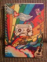 Journal cover by Rashanka