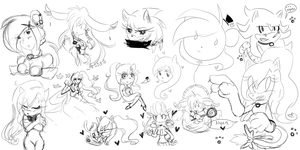 Doodles by Chobits13