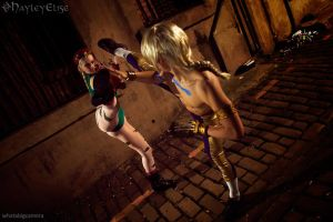 Street Fighter: Vs Vega 1 by HayleyElise
