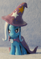 MLP FiM: The Great and Powerful Trixie Custom by pikapoo25