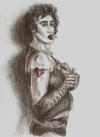 frank n furter by clubs14