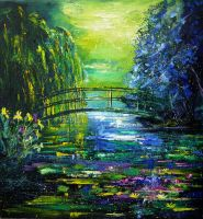 after monet by pledent