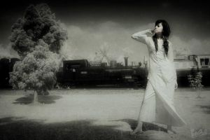 Runaway Train by ditya