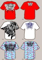 Tshirt designs by massivecure