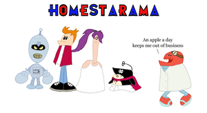 Homestarama by alaskanbullworm