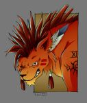 Red XIII by SuperMisurino