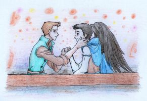 SPN: Tangled AU by whenyoubelieve17