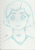Little Girl by SketchyCAM