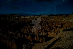 Moonlight Over Bryce 5 by krazy3
