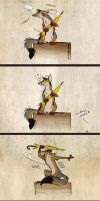 How I Met Your Worst Expectation by Culpeo-Fox