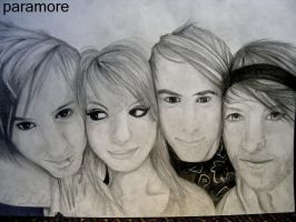 Paramore Team. by AnimeScrxw