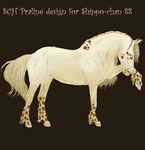 Praline Swiss Chocolate Hackney for Shippo-chan 88 by LiaLithiumTM