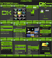 DK corruption - Green by The1Blur