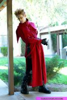 I am Vash by SozokuReed