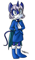 Commission Mouse - McGack by ProSonic