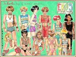 The Go-Go Boys of Summer by idolhands