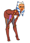 Ahsoka Tano 2 by Tourbillon-da
