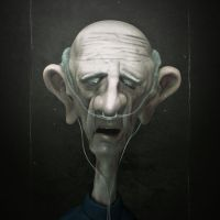 Old man by jkemp