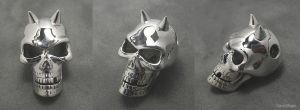 Skull pendant by Dans-Magic