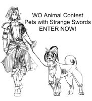 WO Animal contest by Forrestris