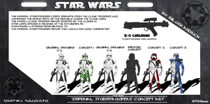 Stormtroopers Concept Commando by Milosh--Andrich