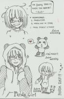 Panda Day~ by Frenzydaydreamer11